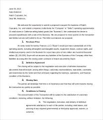 Letter Of Intent To Purchase Business Template Impressive 48 Business Letter Of Intent Templates PDF DOC Free Premium