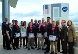 dupont challenge essay winners honored at kennedy space center 2014 dupont challenge essay winners