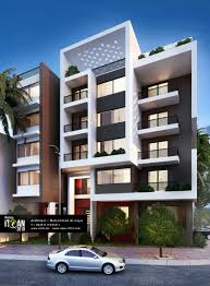 modern residential building. Wonderful Building Modern Residential Building And Residential Building R