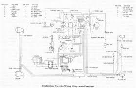 automobilescar wiring diagram page 120 wiring for 1938 studebaker president