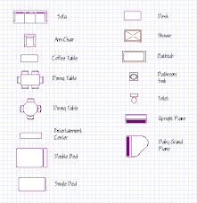 floor plan furniture symbols bedroom. Furniture Symbols Floor Plan Bedroom N