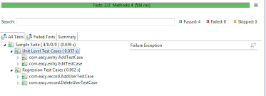 multiple test multiple tests with testng xml selenium easy