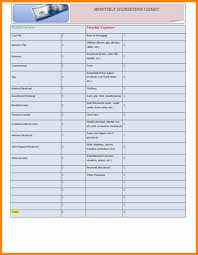 microsoft word budget template 8 monthly budget template memo templates