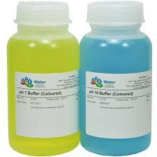 Ph Buffer Solutions Dtk Water Test Kits Simplified Test Water