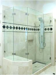beautiful frameless shower cost cost of shower doors how much do shower doors cost shower door installation cost cost of shower semi frameless shower door
