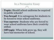argumentative essay on school uniform creative writing games argumentative essay on school uniform