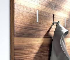 Door Mounted Coat Rack Magnificent Modern Wall Mounted Coat Rack Kcdiary
