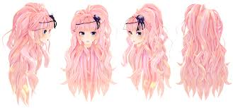 Hair Style Anime pinkhair explore pinkhair on deviantart 5068 by wearticles.com