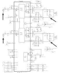 headphone amp on digital output schematic