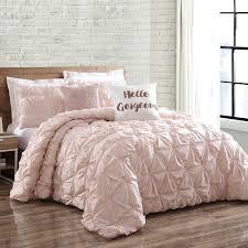 blush twin bedding blush pink gold