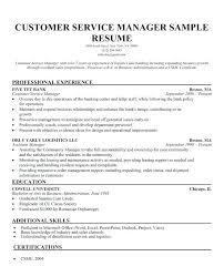 Objective Resume Sales Customer Service Resume Objective Resume Objective Examples For