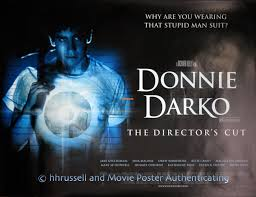donnie darko director s cut above the line from