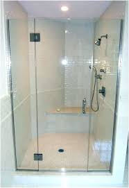 astonishing frameless glass shower doors cost shower door installation cost shower cost full size of twin door parts home depot inspirational frameless