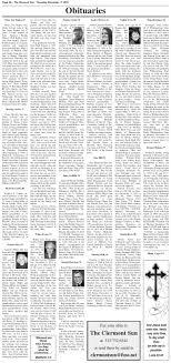 Clermont sun 12 17 15 by Clermont Sun Publishing Company - issuu