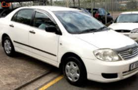 Cars Onpine » Toyota Corolla '2007