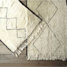 high low beni ouarain moroccan rugs