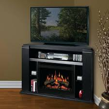 electric fireplace tv stand black friday real flame freestanding big lots