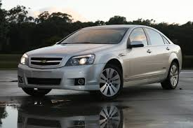 2009 Chevrolet Caprice (Middle East) Photo Gallery - Autoblog