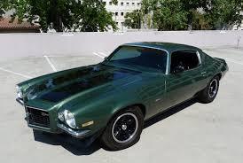1970 Chevrolet Camaro Z28 - Muscle Car
