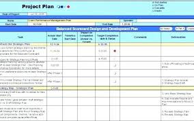 Technology Project Plan Template Metabots Co