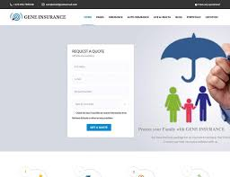 10 best insurance wordpress themes 2017 athemes quote me happy car