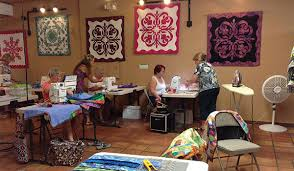 Quilting on the Beach Retreat | Events | ThisWeek Hawaii & Photo courtesy of Quilt Passions Adamdwight.com