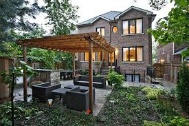 free standing patio covers metal. Free Standing Patio Cover Landscape Contemporary With Backyard Brick House Covers Metal