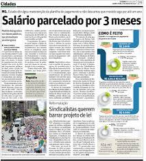 Resultado de imagem para Enquanto servidores estaduais sofrem com o parcelamento dos de Minas Gerais 2016