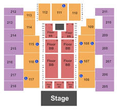 Show Me Center Tickets And Show Me Center Seating Charts