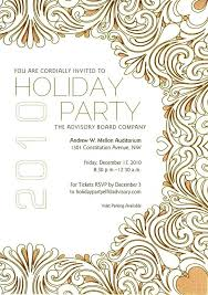 Free Holiday Party Templates Awesome Company Christmas Party Invitation Templates Free