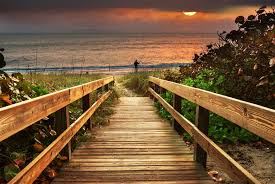 these walkways known as boardwalks are usually made of boards or large wooden planks boardwalks are perfect for enjoying the beach
