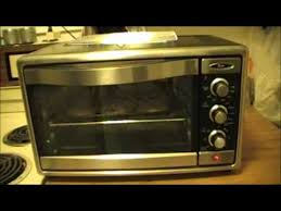 oster 6081 6085 toaster countertop convection oven review