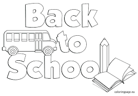school bus safety printable coloring pages back to free welcome sheet for kindergarten