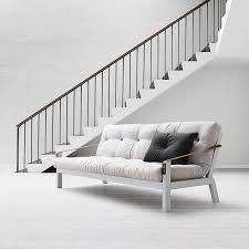 original convertible sofa bed wood