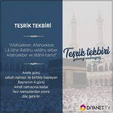 Arefe günü sabah... - DITIB Kassel Mattenberg Mevlana Moschee