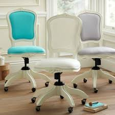 shabby chic office furniture. shabby chic feminine office chair i think found the desk want furniture c