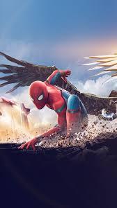 az57-homecoming-spiderman-hero-marvel ...