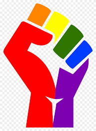 Fist Transparent Background Rainbow Fist Remixed Icons Png Rainbow Png Transparent