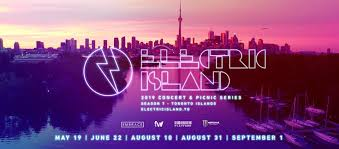 the 2019 canadian edm summer festival