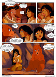 LOVER BEAR LOCOFURIA COMICS MilfComix