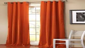 Orange Curtains For Living Room Modern Curtain Design Orange Curtains For Living Room Orange