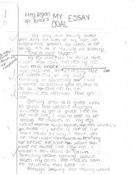 essay on my goals in life 010 essay example college goals on my goal in life the