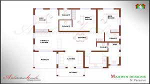 Small 2 Bedroom House Plans One Bedroom House Plans Kerala3 Bedroom Single Floor House Plans