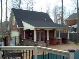 Garage Pool House Combos 2039x2439 Super Custom Full Brick Garage
