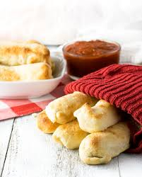 Easy Cheese Stuffed Breadsticks Fox Valley Foodie