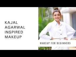 makeup kajal agarwal makeup simple makeup for new year 2018 makeup videos