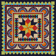 Patchwork clipart quilt border - Pencil and in color patchwork ... & Patchwork clipart quilt border #14 Adamdwight.com