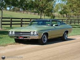 1969 Chevelle Malibu. I owned one of these, same body color, but ...
