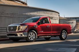 Nissan Expands 2017 Titan Large Pickup Family with Single Cab ...