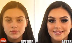 ireland am how to sharpen up your eye makeup